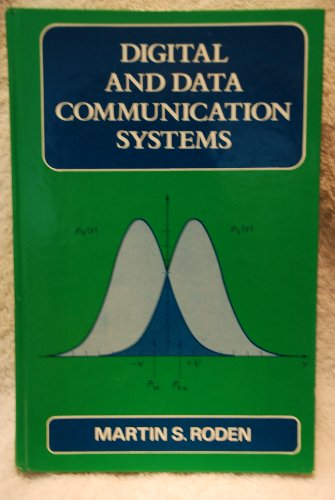 9780132121422: Digital and Data Communication Systems