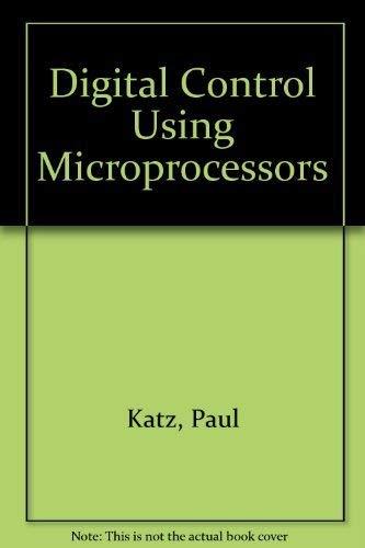 9780132121910: Digital control using microprocessors