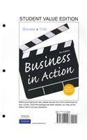 9780132122498: Business in Action, Student Value Edition (5th Edition)