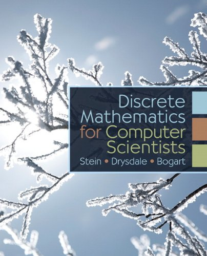 9780132122719: Discrete Mathematics for Computer Scientists