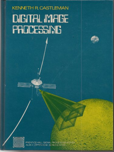 9780132123655: Digital Image Processing (Prentice-Hall signal processing series)