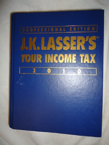 Jk Lassers Your Income Tax Professional
