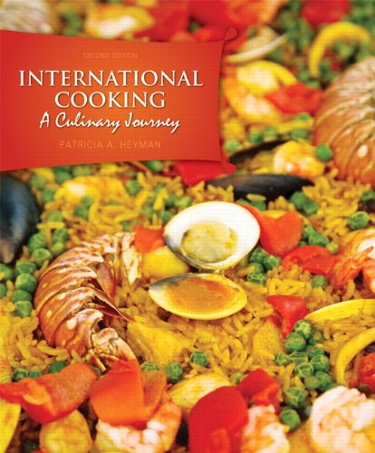 9780132126113: International Cooking: A Culinary Journey