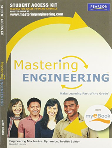 9780132126571: MasteringEngineering with Pearson eText -- Standalone Access Card -- for Engineering Mechanics: Dynamics