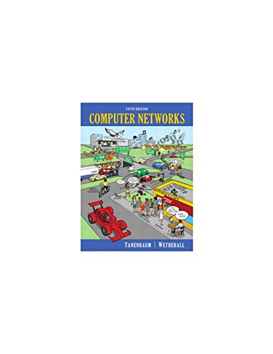 9780132126953: Computer Networks (5th Edition)