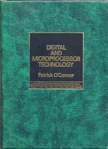 9780132127547: Digital and Microprocessor Technology