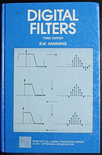 9780132128124: Digital Filters (Prentice Hall signal processing series)