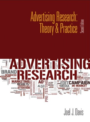 9780132128322: Advertising Research: Theory & Practice