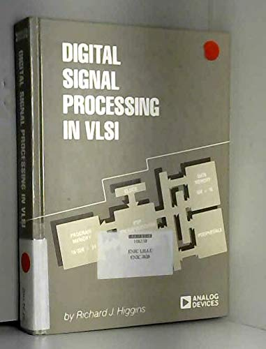 9780132128872: Digital Signal Processing in Vlsi (Analog Devices Technical Reference Books)