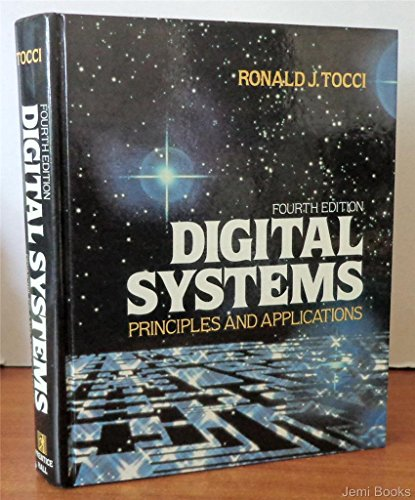 9780132130349: Digital Systems: Principles and Applications