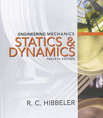 9780132135160: Engineering Mechanics: Combined Statics & Dynamics with MasteringEngineering with Pearson eText (12th Edition)