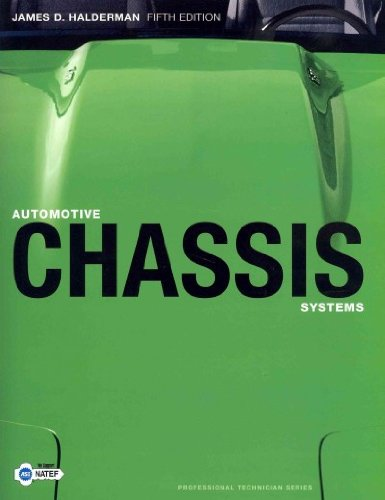 9780132136563: Automotive Chassis Systems with MyAutomotiveKit (5th Edition)