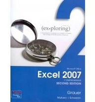 9780132136754: Exploring Microsoft Office Excel 2007 Comprehensive and MyITLab Student Access Code Card for Office 2007 Package (2nd Edition)