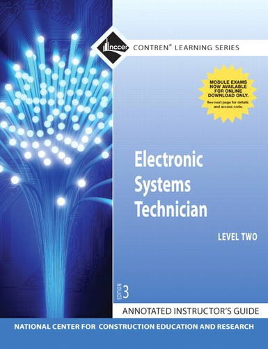 9780132137133: Annotated Instructor's Guide for Electronic Systems Technician Level 2 Trainee Guide