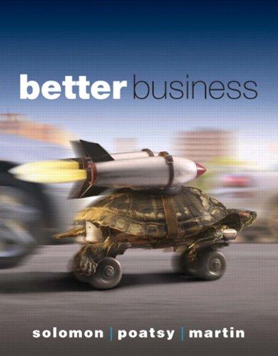 9780132139113: Better Business