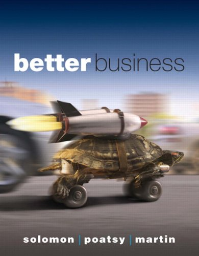 9780132139113: Better Business