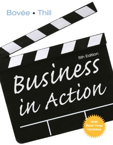 9780132139656: Business in Action (5th Edition) (mybizlab)