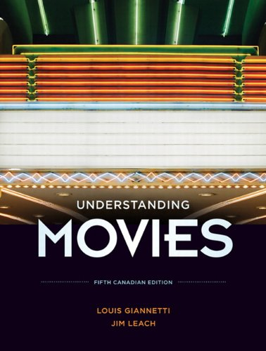 9780132140706: Understanding Movies, Fifth Canadian Edition with Companion Website and Gradetracker (5th Edition)