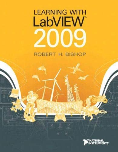 9780132141314: Learning with LabVIEW 2009