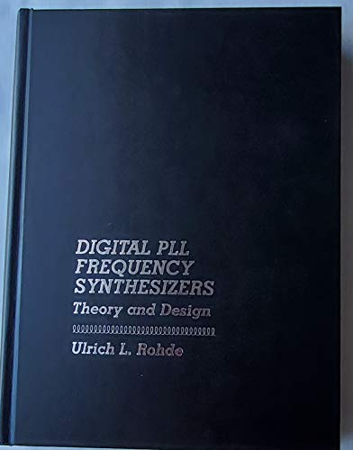 9780132142397: Digital P. L. L. Frequency Synthesizers: Theory and Design