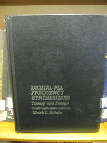 9780132142397: Digital Pll Frequency Synthesizers: Theory and Design