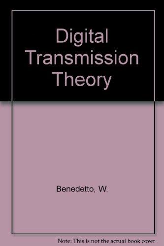 9780132143134: Digital Transmission Theory