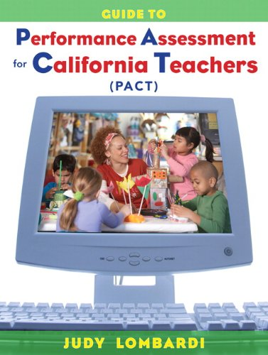 9780132143141: Guide to Performance Assessment for California Teachers (PACT)