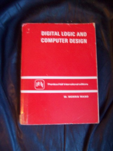 9780132143387: Digital Logic and Computer Design
