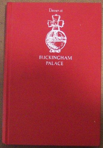 9780132144452: Dinner at Buckingham Palace