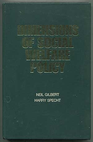 9780132144865: Dimensions of Social Welfare Policy
