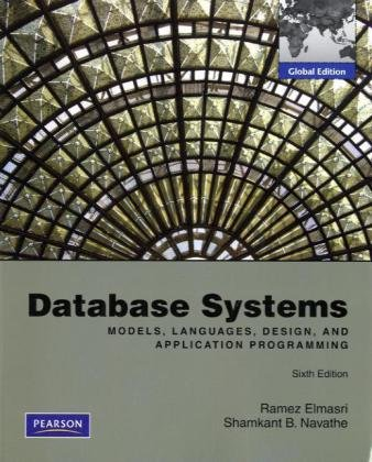 9780132144988: Database Systems: Global Edition