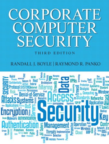 9780132145350: Corporate Computer Security (3rd Edition)