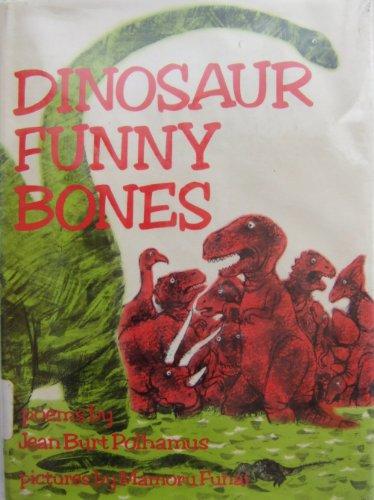 9780132145367: Dinosaur Funny Bones