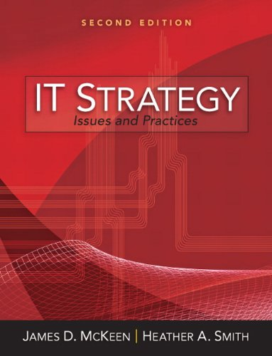 9780132145664: IT Strategy: Issues and Practices