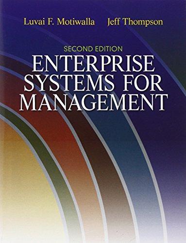 9780132145763: Enterprise Systems for Management