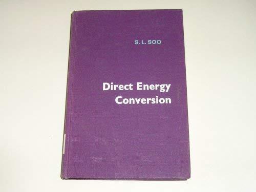 9780132147422: Direct Energy Conversion