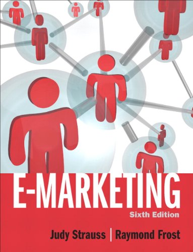 9780132147552: E-Marketing (6th Edition)