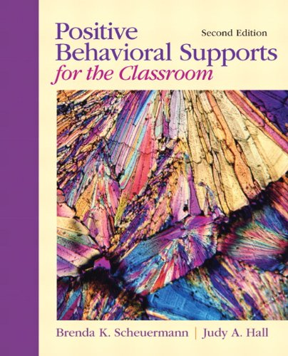 9780132147835: Positive Behavioral Supports for the Classroom