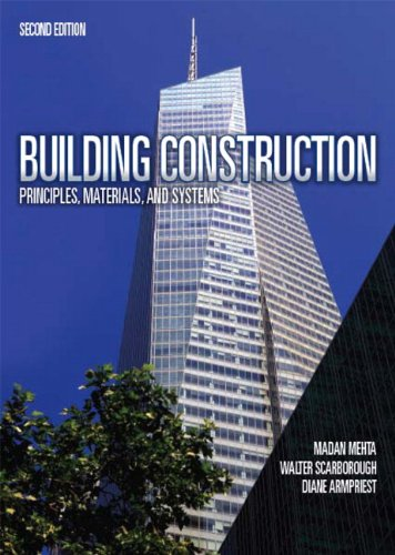 9780132148696: Building Construction:Principles, Materials, & Systems