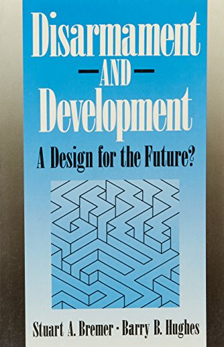 9780132150392: Disarmament and Development: A Design for the Future