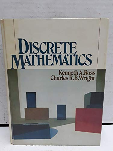 9780132152860: Discrete mathematics