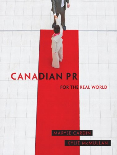 9780132154802: Canadian PR for the Real World