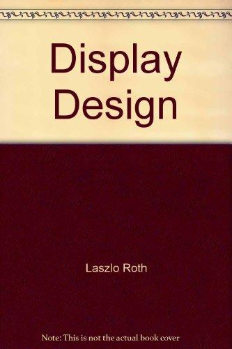 9780132154833: Display Design