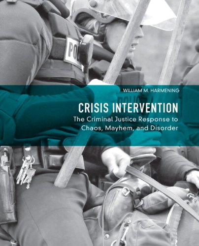 Crisis Intervention: The Criminal Justice Response to