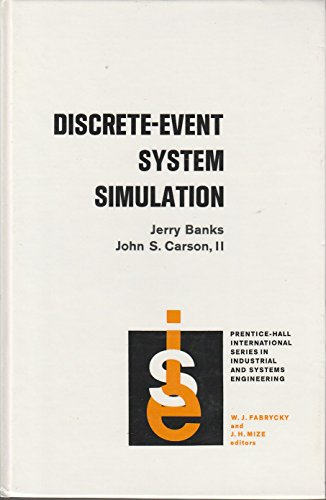 9780132155823: Discrete Event System Simulation (Prentice-Hall international series in industrial & systems engineering)