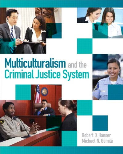 9780132155977: Multiculturalism and the Criminal Justice System