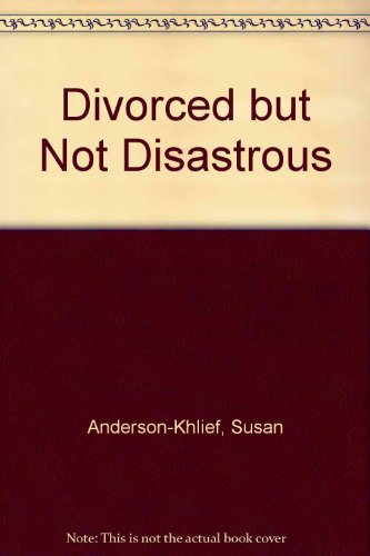 9780132156325: Divorced but Not Disastrous