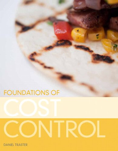 9780132156554: Foundations of Cost Control