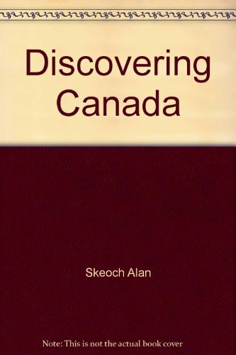 9780132156578: Discovering Canada