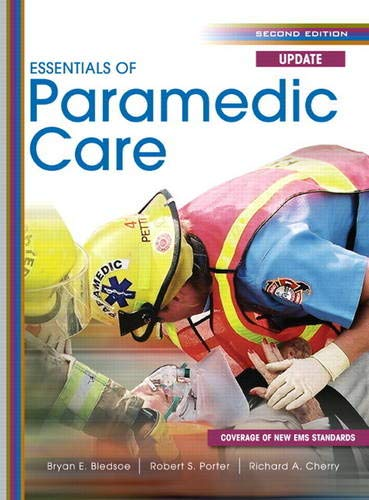 9780132156899: Essentials of Paramedic Care Update